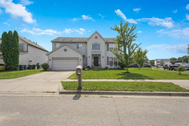 7097 Havencroft Drive, Reynoldsburg, OH 43068 (MLS #220027973) :: The Clark Group @ ERA Real Solutions Realty