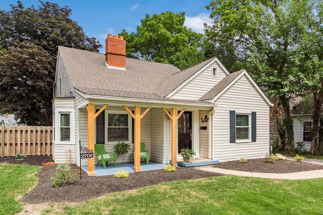 2706 Ruhl Avenue, Bexley, OH 43209 (MLS #220027996) :: The Willcut Group