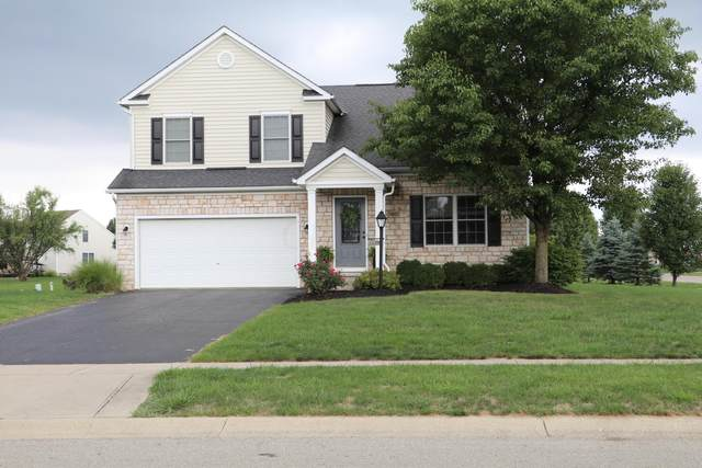 11623 Bridgewater Drive, Pickerington, OH 43147 (MLS #220028030) :: The Clark Group @ ERA Real Solutions Realty