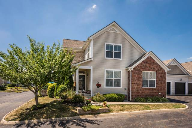 4718 Clubpark Drive 15-471, Hilliard, OH 43026 (MLS #220028060) :: The Clark Group @ ERA Real Solutions Realty