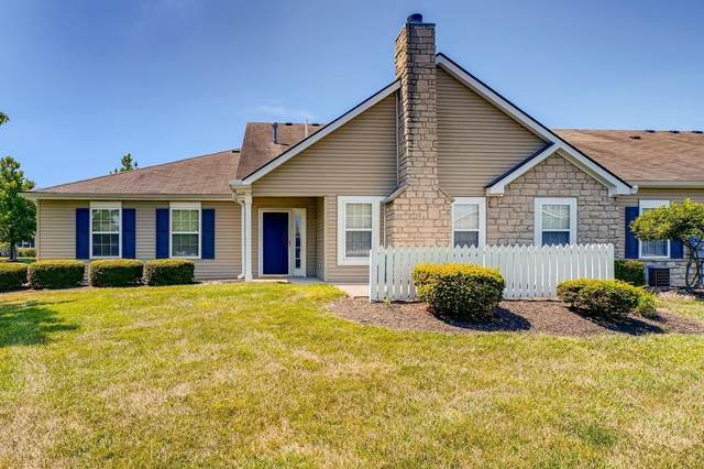 6650 Eagle Ridge Lane 13-D, Canal Winchester, OH 43110 (MLS #220028086) :: 3 Degrees Realty