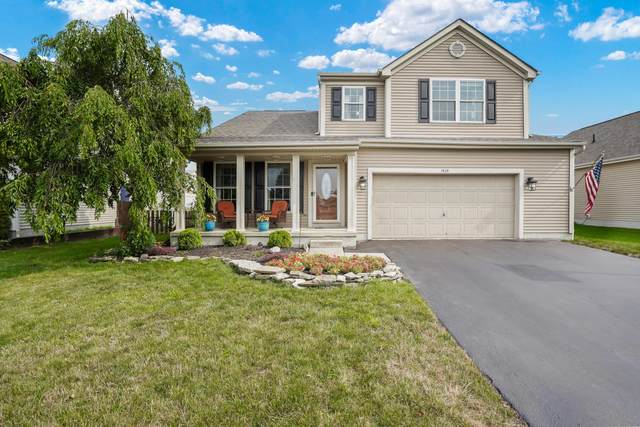 1464 Silversmith Lane, Delaware, OH 43015 (MLS #220028123) :: The Jeff and Neal Team | Nth Degree Realty
