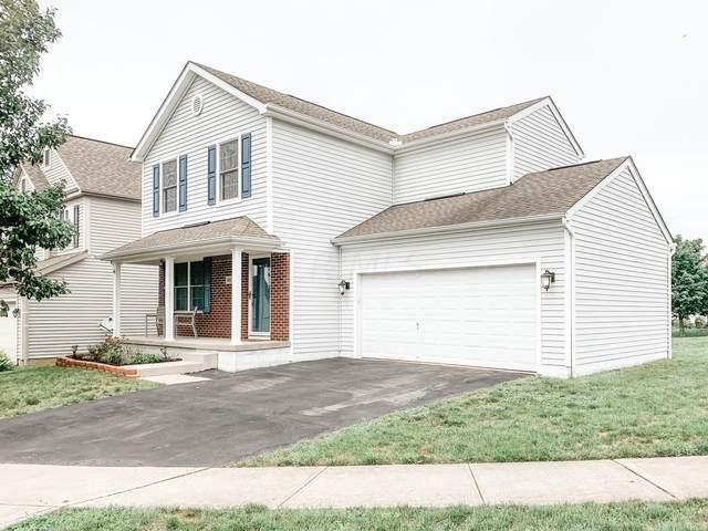 684 Salinger Drive, Lithopolis, OH 43136 (MLS #220028218) :: Core Ohio Realty Advisors