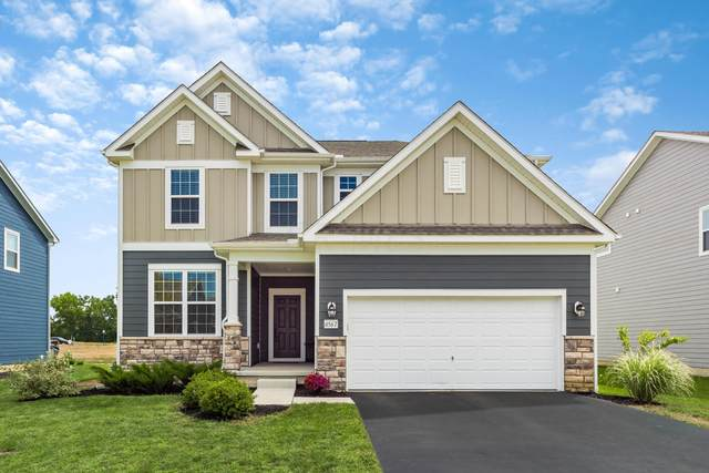 6567 Rocky Fork Drive, Powell, OH 43065 (MLS #220028246) :: The Clark Group @ ERA Real Solutions Realty