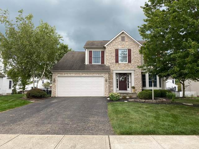 109 Blaine Court, Pickerington, OH 43147 (MLS #220028301) :: The Clark Group @ ERA Real Solutions Realty