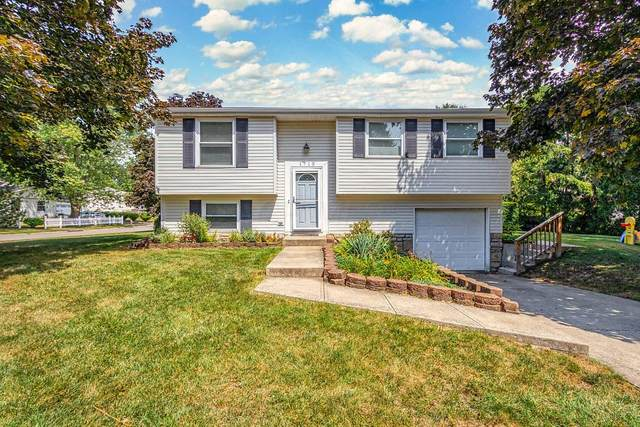 1710 Wessel Drive, Columbus, OH 43235 (MLS #220028305) :: RE/MAX ONE