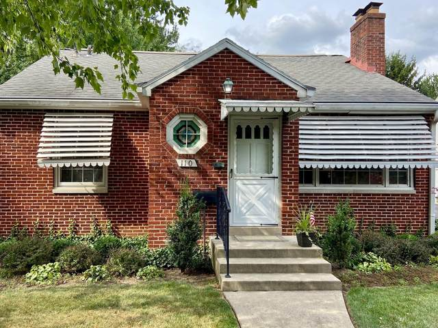 110 Deland Avenue, Columbus, OH 43214 (MLS #220028319) :: The Willcut Group