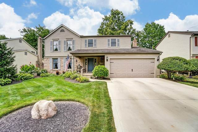 8133 Storrow Drive, Westerville, OH 43081 (MLS #220028328) :: The Clark Group @ ERA Real Solutions Realty