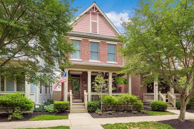 1005 Perry Street 40-100, Columbus, OH 43201 (MLS #220028331) :: Keller Williams Excel