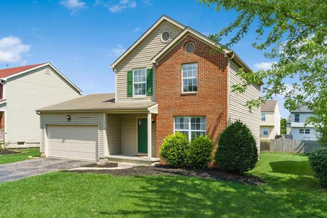 3110 Fayburrow Drive, Reynoldsburg, OH 43068 (MLS #220028335) :: The Clark Group @ ERA Real Solutions Realty