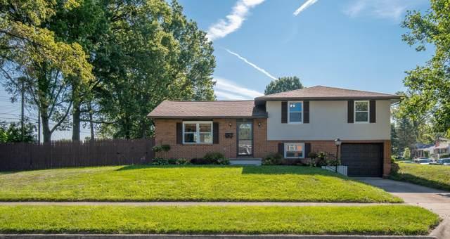 892 Hunt Valley Drive, Reynoldsburg, OH 43068 (MLS #220028344) :: Jarrett Home Group