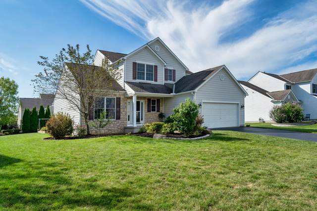 6253 Lafferre Lane, Hilliard, OH 43026 (MLS #220028348) :: Sam Miller Team