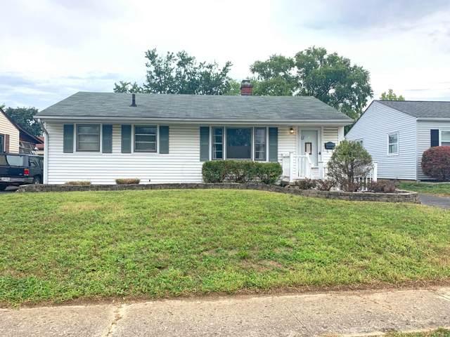 898 Carolyn Avenue, Columbus, OH 43224 (MLS #220028366) :: Jarrett Home Group