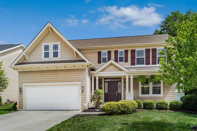 278 Blue Jacket Circle, Pickerington, OH 43147 (MLS #220028454) :: The Willcut Group