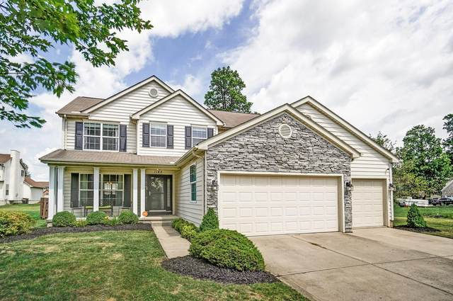 1145 Bergenia Drive, Reynoldsburg, OH 43068 (MLS #220028459) :: The Clark Group @ ERA Real Solutions Realty