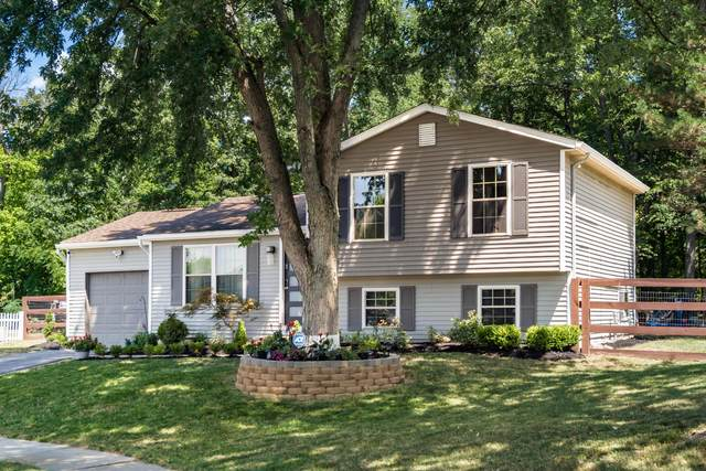 684 Westbriar Court, Columbus, OH 43228 (MLS #220028462) :: The Willcut Group
