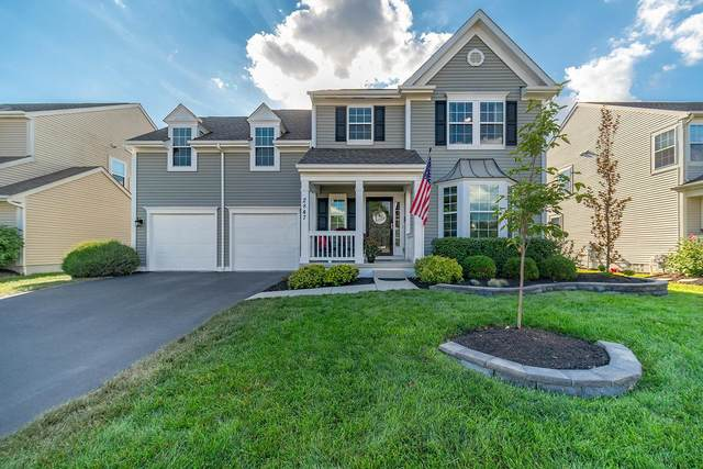 2847 Deverell Drive, Blacklick, OH 43004 (MLS #220028464) :: 3 Degrees Realty