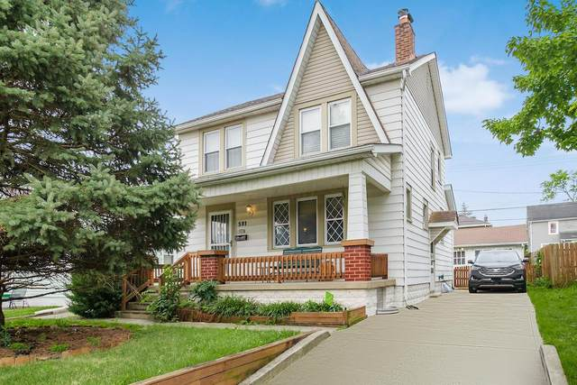 581 Woodbury Avenue, Columbus, OH 43223 (MLS #220028472) :: The Clark Group @ ERA Real Solutions Realty