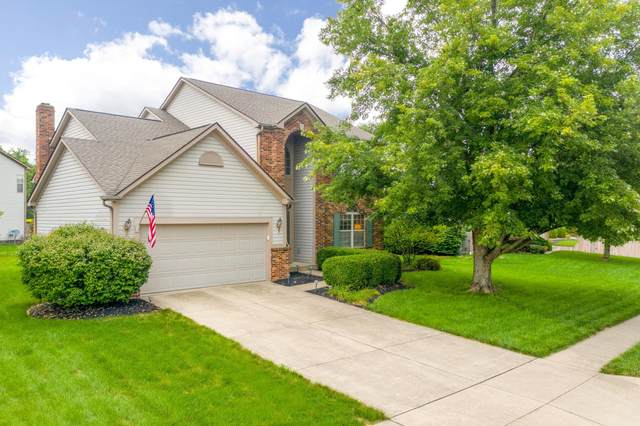 8716 Kingsley Drive, Reynoldsburg, OH 43068 (MLS #220028475) :: Core Ohio Realty Advisors