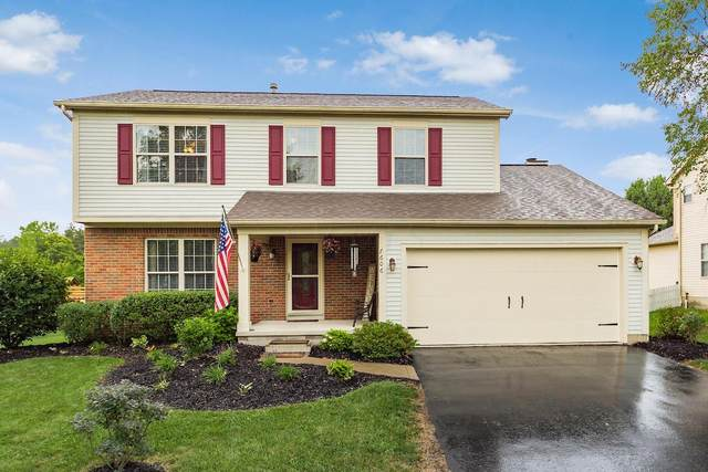 7606 Williamson Lane, Canal Winchester, OH 43110 (MLS #220028478) :: Core Ohio Realty Advisors