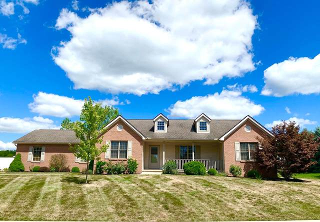 1000 Ridge Drive, Circleville, OH 43113 (MLS #220028488) :: The Willcut Group