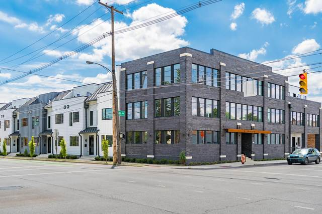 207 E 5th Avenue, Columbus, OH 43201 (MLS #220028500) :: The Clark Group @ ERA Real Solutions Realty