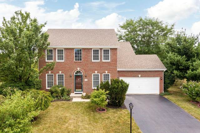 2152 Ben Brush Place, Lewis Center, OH 43035 (MLS #220028507) :: RE/MAX ONE
