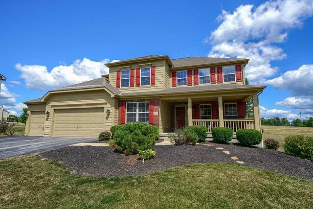 2661 Bold Venture Drive, Lewis Center, OH 43035 (MLS #220028522) :: Core Ohio Realty Advisors