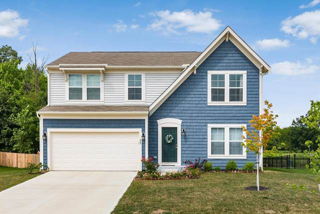 25 Thoreau Drive, Ashville, OH 43103 (MLS #220028556) :: The Willcut Group