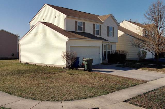 625 Creekpark Court, Blacklick, OH 43004 (MLS #220028575) :: 3 Degrees Realty