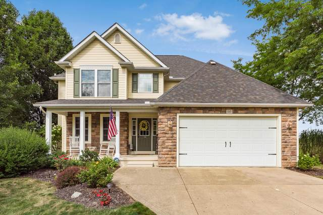 110 Stone Hedge Row Drive, Johnstown, OH 43031 (MLS #220028580) :: 3 Degrees Realty