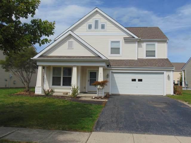 410 Scott Farms Boulevard, Marysville, OH 43040 (MLS #220028619) :: Susanne Casey & Associates
