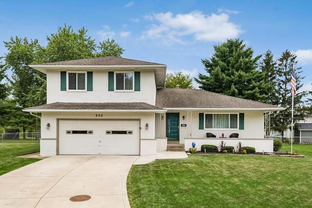 333 Larry Lane, Gahanna, OH 43230 (MLS #220028640) :: The Clark Group @ ERA Real Solutions Realty