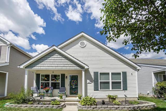 627 Gleaming Drive, Galloway, OH 43119 (MLS #220028668) :: Susanne Casey & Associates