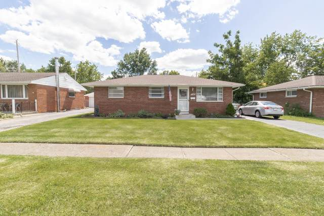 1347 E Innis Avenue, Columbus, OH 43207 (MLS #220028677) :: The Willcut Group