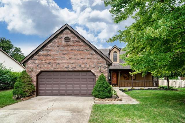 6450 Buckeye Path Drive S, Grove City, OH 43123 (MLS #220028699) :: Keller Williams Excel