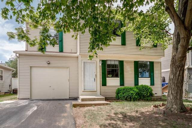 7687 Sessis Drive #28, Worthington, OH 43085 (MLS #220028708) :: The Willcut Group