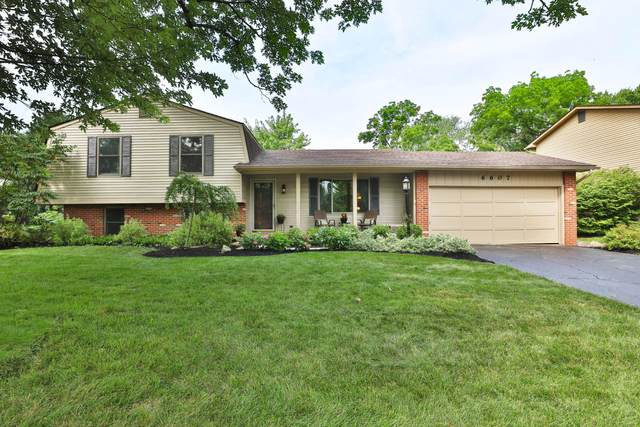 6607 Mcvey Boulevard, Columbus, OH 43235 (MLS #220028743) :: ERA Real Solutions Realty