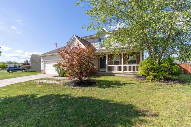 450 Kyber Run Circle, Johnstown, OH 43031 (MLS #220028767) :: The Clark Group @ ERA Real Solutions Realty