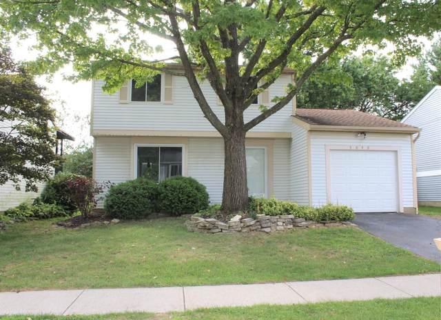 3090 Dewbourne Drive, Reynoldsburg, OH 43068 (MLS #220028798) :: The Willcut Group