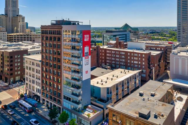 160 N Wall Street L-203, Columbus, OH 43215 (MLS #220028809) :: The Willcut Group