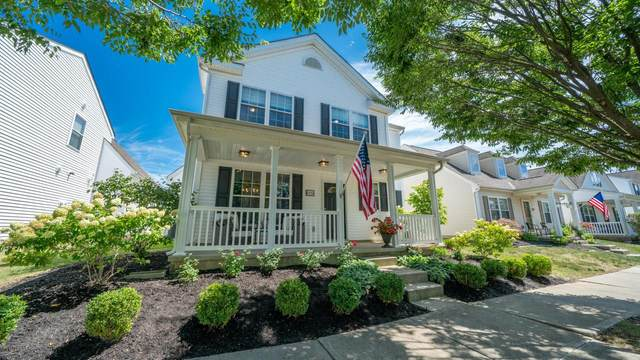 6114 Witherspoon Way, Westerville, OH 43081 (MLS #220028821) :: Sam Miller Team