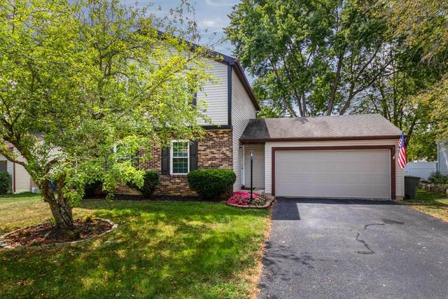 8249 Big Horn Court, Powell, OH 43065 (MLS #220028847) :: 3 Degrees Realty