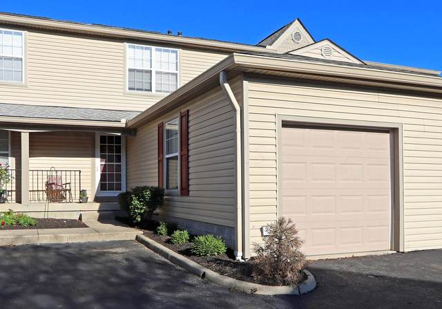1838 Messner Drive 60C, Hilliard, OH 43026 (MLS #220028849) :: 3 Degrees Realty