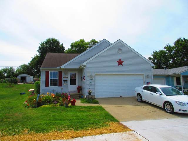 507 Arlington Avenue, Newark, OH 43055 (MLS #220028875) :: The Clark Group @ ERA Real Solutions Realty