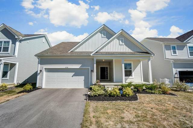 6768 Sawyers Creek Road, Westerville, OH 43081 (MLS #220028899) :: ERA Real Solutions Realty