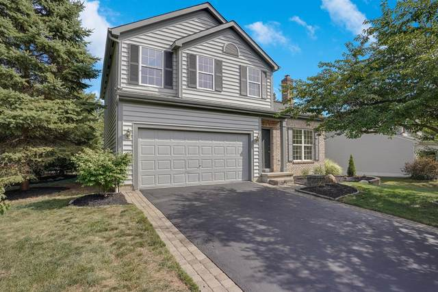 738 Tree Bend Court, Westerville, OH 43082 (MLS #220028977) :: Core Ohio Realty Advisors