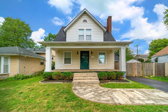 469 Columbian Avenue, Columbus, OH 43223 (MLS #220029002) :: The Clark Group @ ERA Real Solutions Realty
