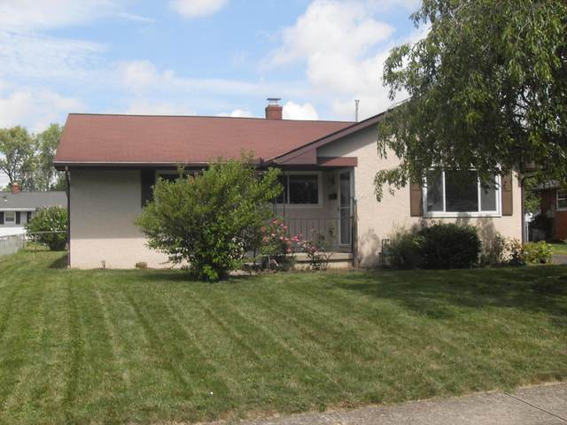2642 Dartmoor Road, Grove City, OH 43123 (MLS #220029047) :: The Willcut Group