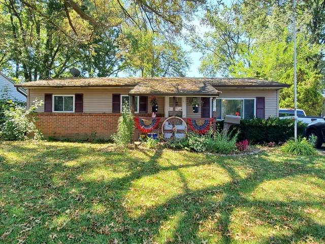 5201 Mapleridge Drive, Columbus, OH 43232 (MLS #220029065) :: Jarrett Home Group